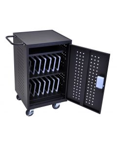 30 Tablet / Chromebook Charging Cart