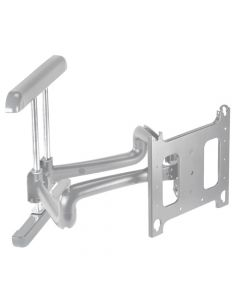 """Large Flat Panel Swing Arm Wall Display Mount - 37"""" Extension"""