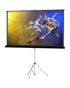 Da-Lite Picture King with Keystone Eliminator Projection Screen