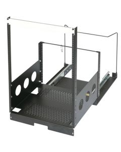 14U Extra Deep Pull-Out Rack
